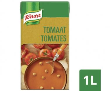Knorr Classics Tetra Soep Tomaat met balletjes 1L Hopr online supermarkt