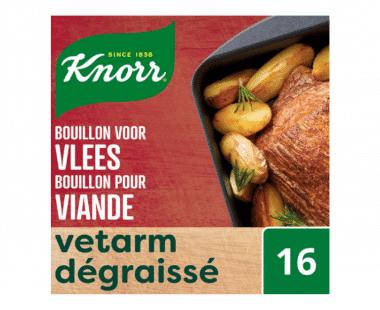 Knorr Finesse Bouillon Vlees 160g Hopr online supermarkt