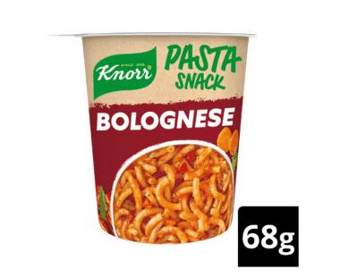 Knorr Instant Snack Bolognese 68g Hopr online supermarkt