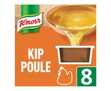 Knorr Keteltje Bouillon Kip 8x28g Hopr online supermarkt