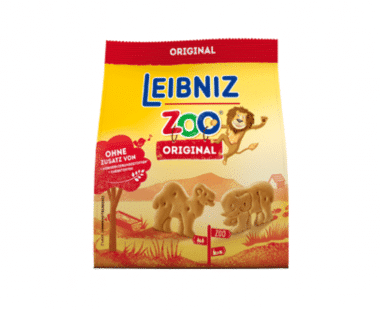 Leibniz Zoo koekjes original 125g Hopr online supermarkt