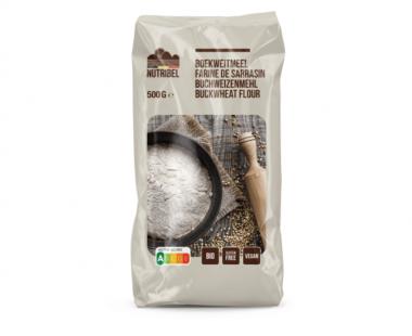 Nutridia Boekweitmeel bio & glutenvrij 500g Hopr online supermarkt