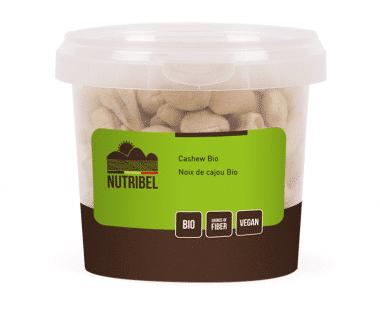 Nutridia Cashews bio 200g Hopr online supermarkt