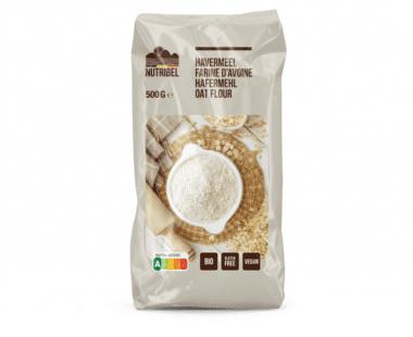 Nutridia Havermeel bio & glutenvrij 500g Hopr online supermarkt