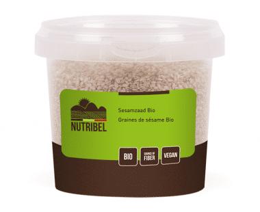Nutridia Sesamzaad bio 200g Hopr online supermarkt