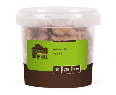 Nutridia Walnoten bio 125g Hopr online supermarkt