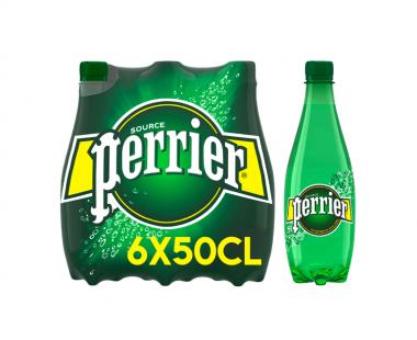 PERRIER Bruisend Natuurlijk Mineraalwater 6x0,5L Hopr online supermarkt