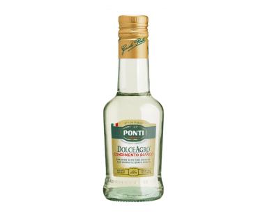 Ponti Witte Balsamico azijn 250ml Hopr online supermarkt