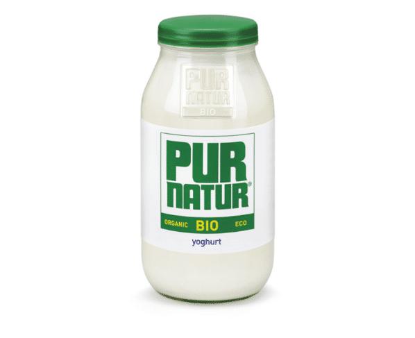 Pur Natur volle yoghurt natuur 500g Hopr online supermarkt