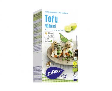 SoFine Tofu Naturel 250g Hopr online supermarkt