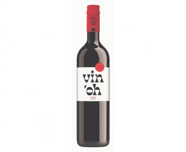 Vin Oh Merlot rode wijn Hopr online supermarkt