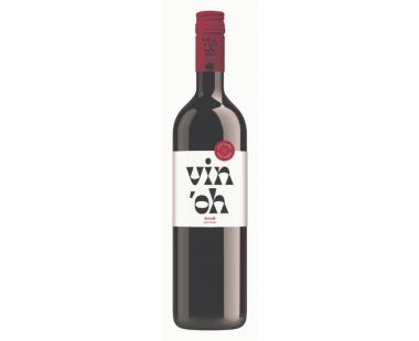 Vin Oh Syrah rode wijn Hopr online supermarkt