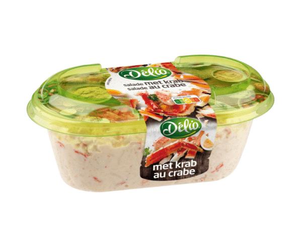 Délio Salade met krab 200g Hopr online supermarkt