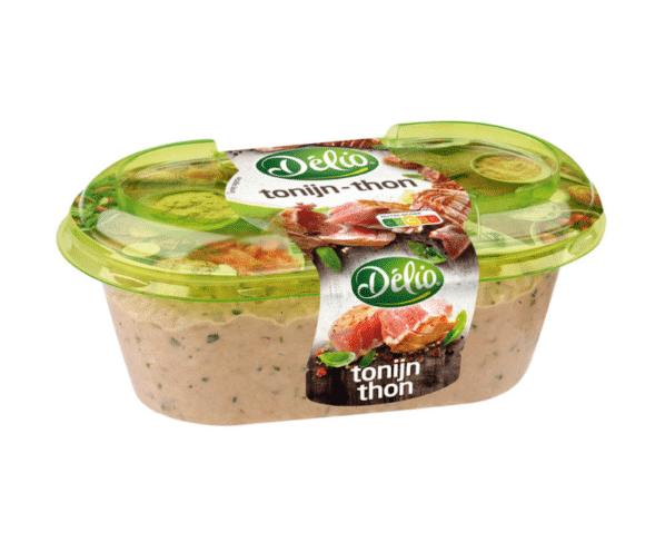 Délio Tonijnsalade 180g Hopr online supermarkt