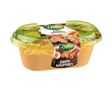 Délio Zalmsalade 200g Hopr online supermarkt