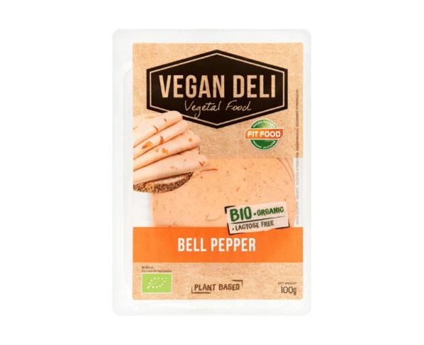 Vegan Deli Bell Pepper 100g Hopr online supermarkt