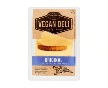 Vegan Deli Original 160g Hopr online supermarkt
