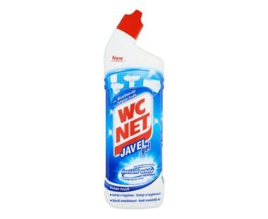 WC Net Javel gel Ocean Fresh 750ml Hopr online supermarkt